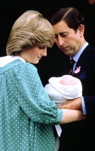 Стало известно, почему принцесса Диана скрывала пол будущего ребенка от принца Чарльза
