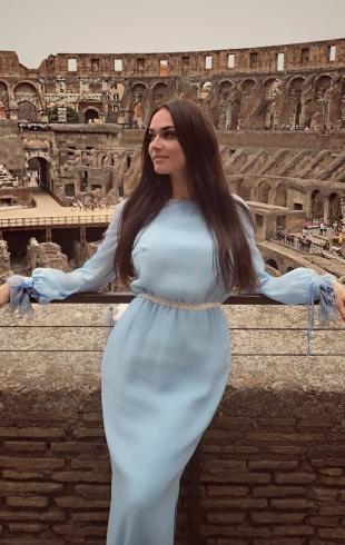 Римские каникулы: Алена Водонаева устроила новому бойфренду романтический отдых (ФОТО)