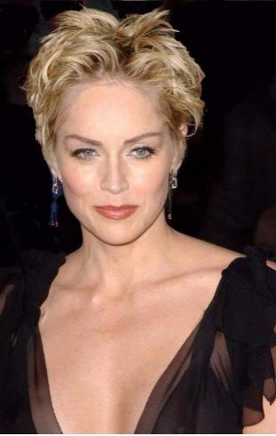 """Шэрон Стоун ответила Мадонне на обвинение в заурядности и бесталанности: """"Я себя такой же и чувствовала"""""""