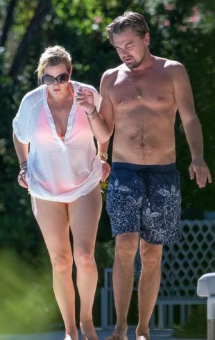 """Кейт Уинслет о своих отношениях с Леонардо Ди Каприо: """"Мы до сих пор очень близки"""" (ФОТО)"""