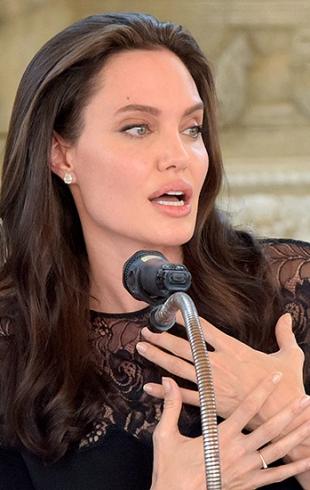 Анджелина Джоли рассказала о невыносимости своего одиночества