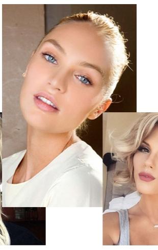 Пошаговая инструкция: делаем стильный макияж для блондинок с голубыми, серыми и карими глазами (+ВИДЕО)