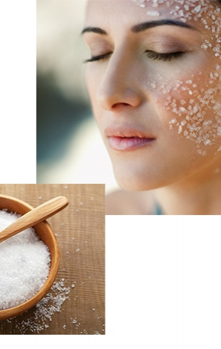 Солевой скраб для лица и тела: почему это супер и легко даже в домашних условиях