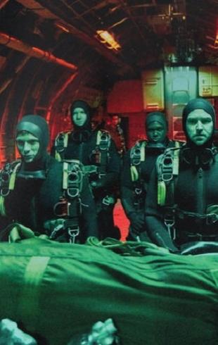 «Шибайголови»: Бесшабашные «морские котики» охотятся за золотом Второй мировой