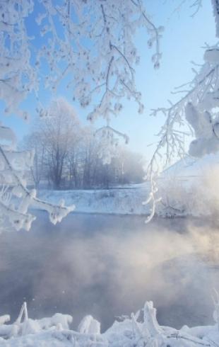 Крещение Господне 2019: где в Киеве искупаться в проруби 19 января