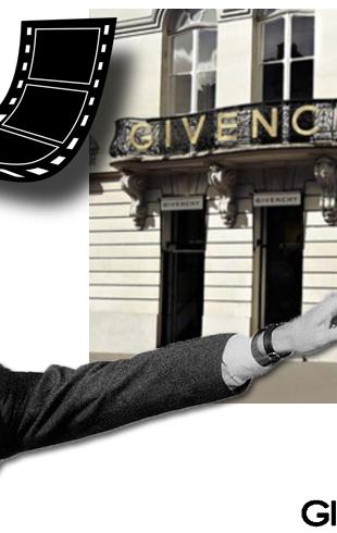 Не только дизайнер: Юбер де Живанши в киноиндустрии