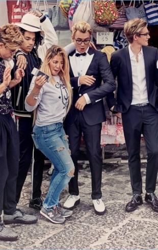Дети знаменитостей, которые уже успели покорить модный подиум