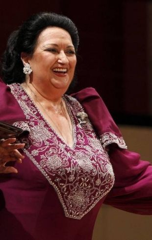 Умерла Монсеррат Кабалье: вспоминаем интервью с оперной певицей