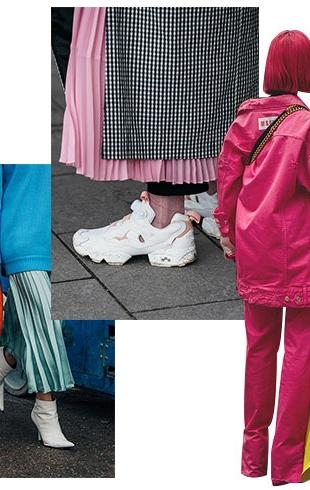 Pantone задает тон весне: как сочетать модные цвета