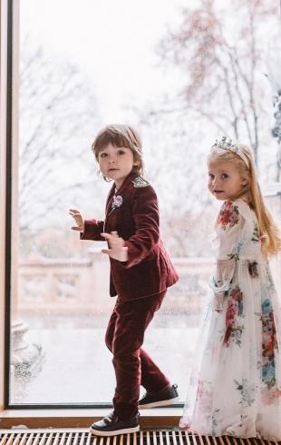 Дети Аллы Пугачевой и Максима Галкина стали моделями (ФОТО)