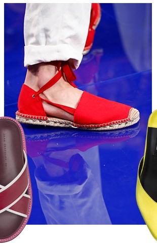 8fbfe3faa Шлепали шлепки — подборка модной обуви на лето