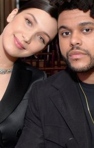 Белла Хадид и The Weeknd: не опять а снова?