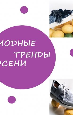 Тренды уходящего сезона: обувь и сумки