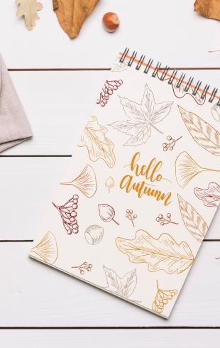 Список дел октября: раскрась свою осень