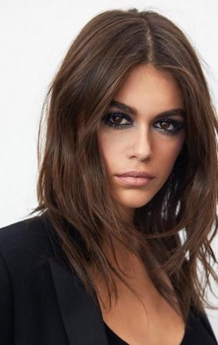 17-летняя Кайя Гербер стала лицом косметической линии Yves Saint Laurent