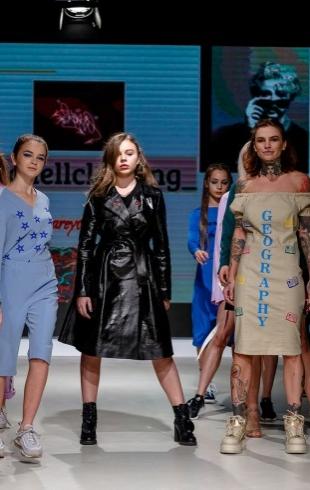 Junior Fashion Week 2018: завершающий день осенней недели детской моды (ФОТО)