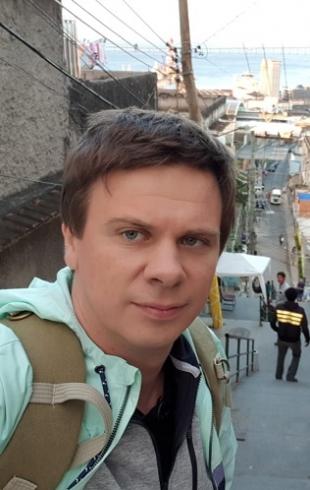 """""""Мир наизнанку"""": Дмитрий Комаров рассказал о встрече с бразильской мафией"""