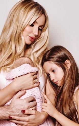 LOBODA рассказала о реакции дочери на новость о появлении сестрички