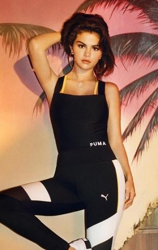 """""""Strong Girl"""": Селена Гомес анонсировала выход совместной коллекции с Puma (ВИДЕО)"""