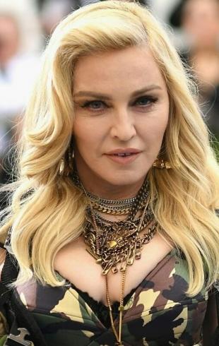 Мадонна поделилась рождественским снимком с детьми (ФОТО)