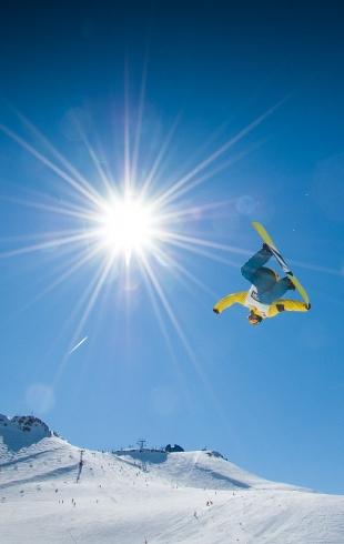 На заметку: в Украине откроют необычный парк зимних развлечений