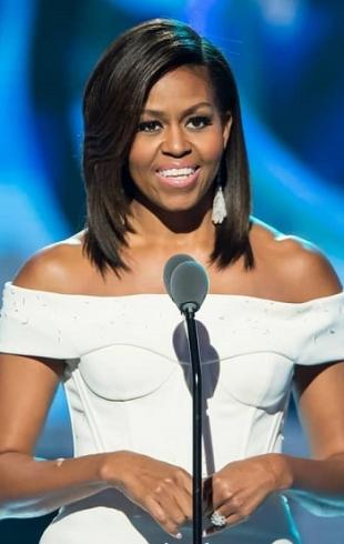 """Мишель Обама побила рекорд книги """"Пятьдесят оттенков серого"""""""