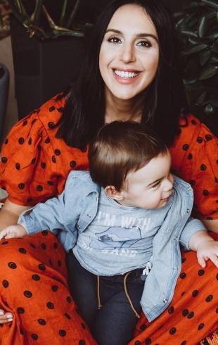 Джамала впервые показала лицо сына в честь его первого дня рождения (ФОТО)