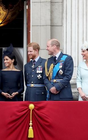 Тест: кто вы из королевской семьи Великобритании?