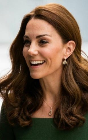 Элегантная Кейт Миддлтон появилась на открытии Центра передового опыта в Лондоне (ФОТО)