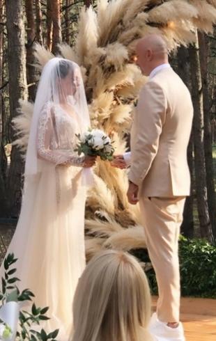 Настя Каменских и Потап официально стали мужем и женой (ФОТО+ВИДЕО)