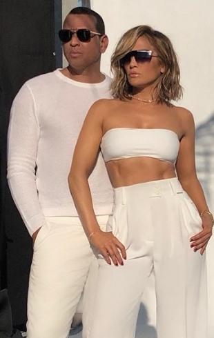 Дженнифер Лопес и Алекс Родригес определились с датой свадьбы