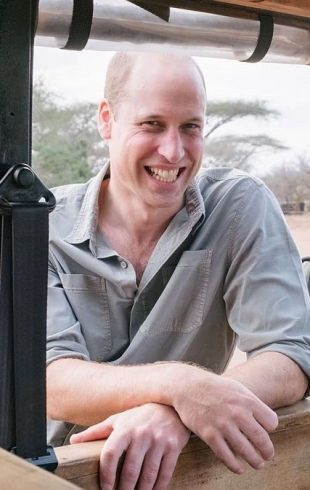 Принц Уильям отмечает день рождения: самые интересные факты о герцоге