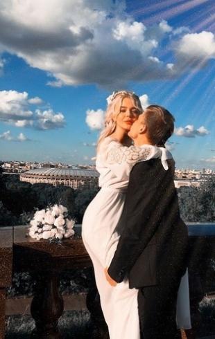 Алина Гросу сыграла свадьбу в Италии (ФОТО)