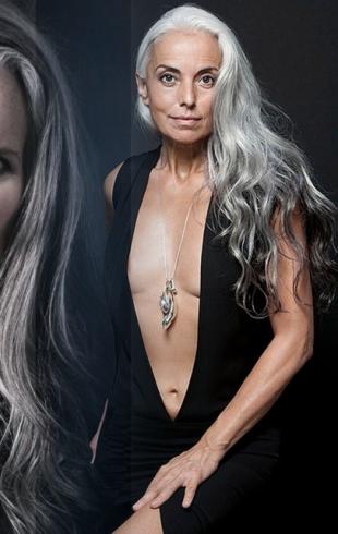 Мой любимый возраст — сейчас: женщины, ставшие моделями после 50 лет (ФОТО)