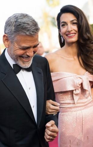 Амаль негодует: у Джорджа Клуни нашлась внебрачная дочь?
