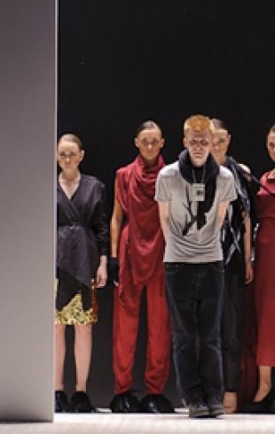 Ukrainian Fashion Week: Юлия Айсина, Светлана Бевза и Артем Климчук