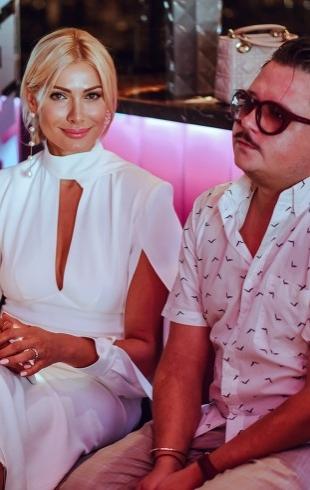 Ukrainian Fashion Week 2019: Серж Смолин готовит коллекцию, центральной фигурой которой станет Лана Кауфман