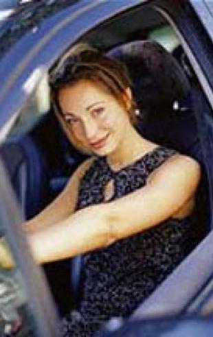 Дама за рулем – это ваша судьба