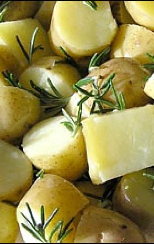Картофельная диета. Дешево и эффективно