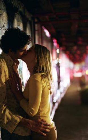 Поцелуй длиною в жизнь или Для чего нам целоваться?