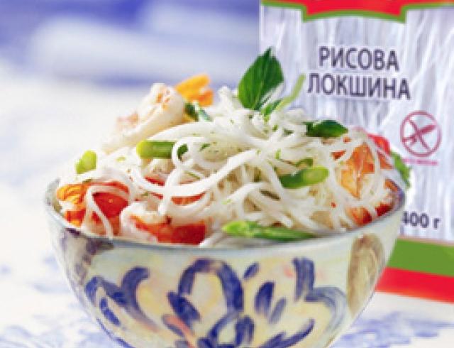 Почему рисовые макароны лучше