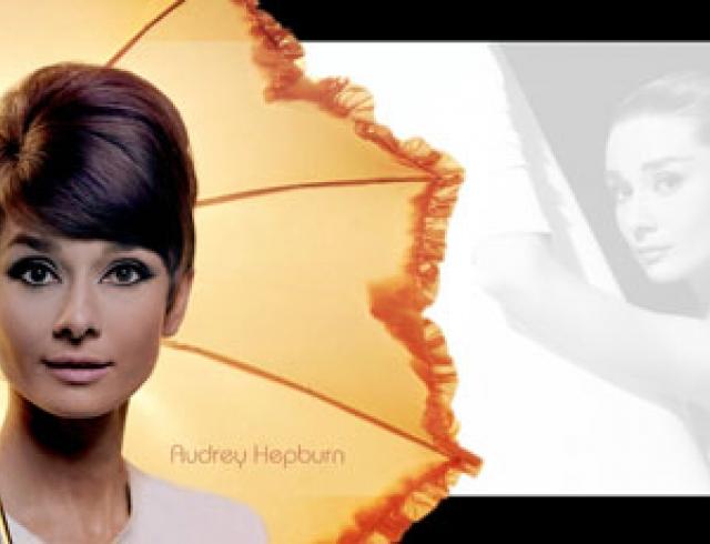 Одри Хепберн - ангел во плоти!
