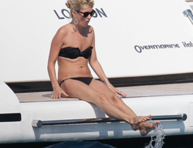 Медовый месяц Кейт Мосс за 250 тысяч. ФОТО