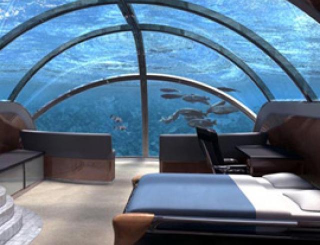 Квартира-корабль. Интересные решения на морскую тему