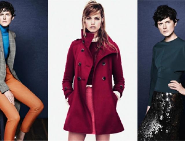 Коллекция Zara осень-зима 2011-2012