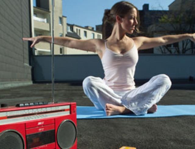 Топ 5 лучших песен для занятий фитнесом