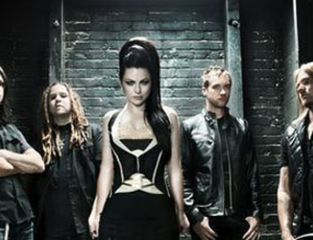 Evanescence сняли клип на песню My Heart Is Broken