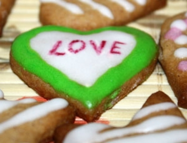 В любви поможет имбирное печенье