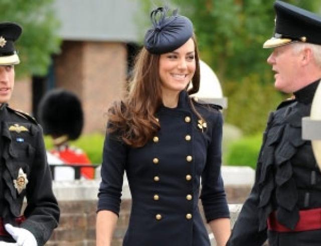 Кейт Миддлтон стала персоной года в шляпе