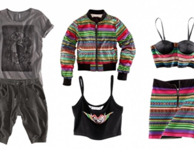 Новая коллекция H&M «Мода против СПИДа»
